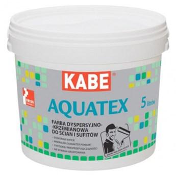AQUATEX Farba krzemianowa oddychająca 10l