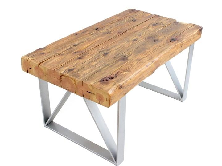 Wybitny Stolik kawowy / ława Randal 2 (stare drewno) - Stoliki i ławy SS32