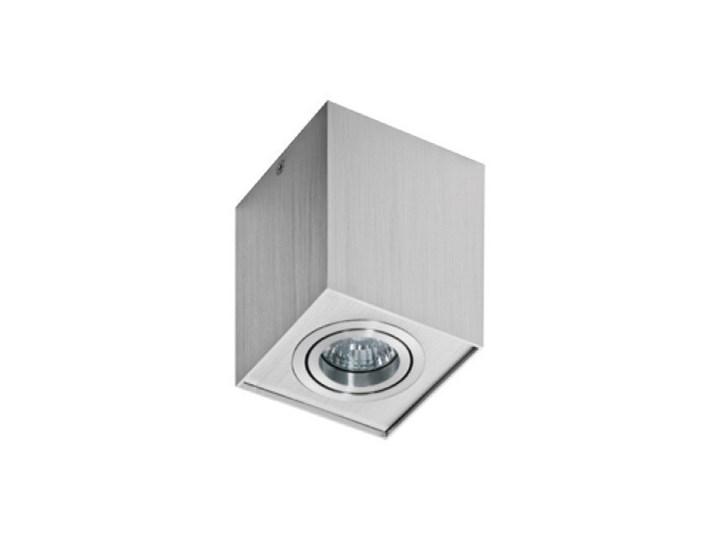 Lampa sufitowa Azzardo ELOY I GM4106 ALU metal Styl nowoczesny Kwadratowe Oprawa stropowa Styl klasyczny