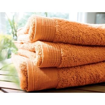 Ręcznik Blanc Des Vosges UNI Pomarańczowy