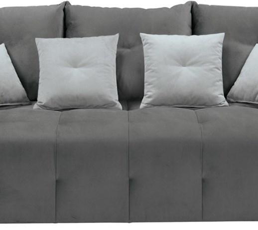 Sofa Kanapa Rozkladana Szara Royal Black Red White Sofy I Kanapy