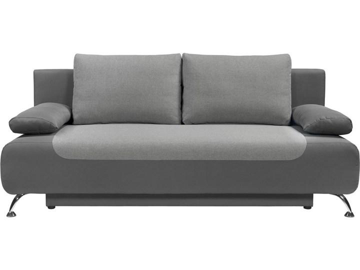 Sofa Rozkladana Szara Daria Black Red White Sofy I Kanapy