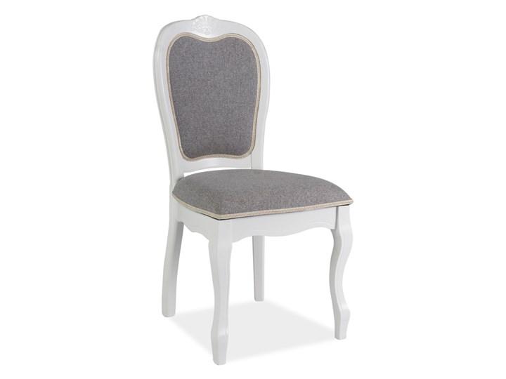 Klasyczne Krzesło Pr Sc Szara Tkanina Signal Krzesła Do