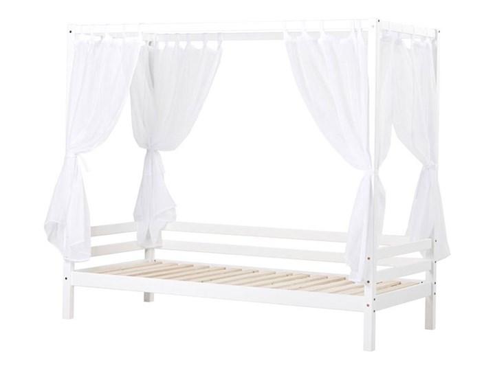 łóżko Sosnowe Z Baldachimem Maja Basic 25 90x200cm