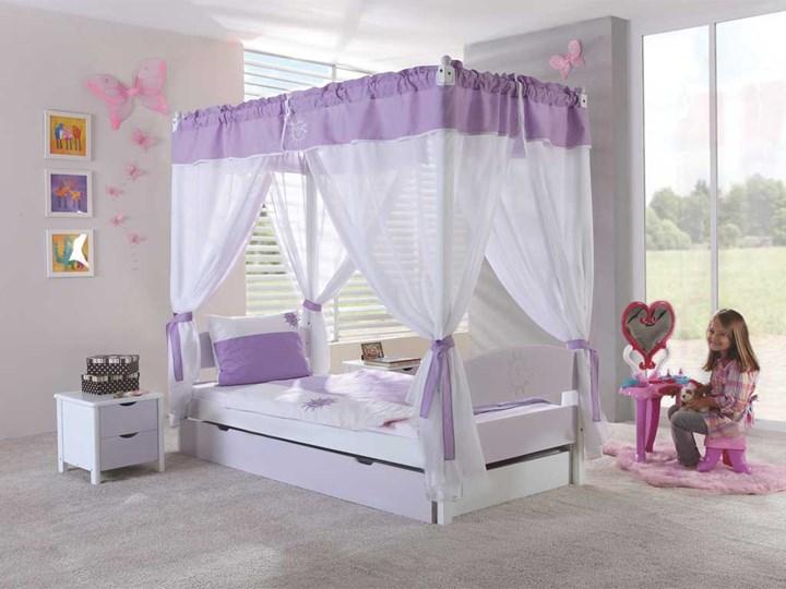 łóżko Bukowe Z Baldachimem Wendy 20