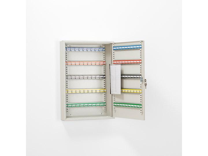 Szafka na klucze, 100 haczyków, 550x380x80 mm