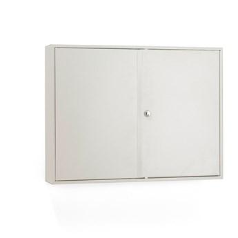 Duża szafka na klucze ROWLEY, 600 haczyków, 550x730x205 mm
