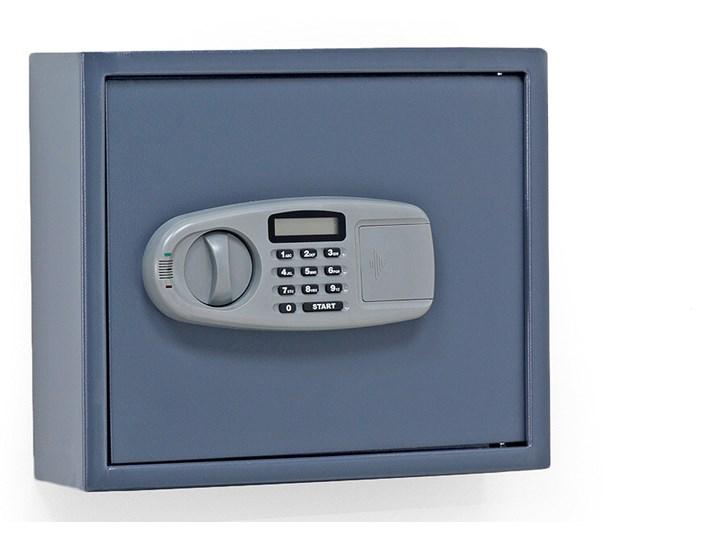 Sejf na klucze, 50 haczyków, 340x400x120 mm Metal Kategoria Szafki i wieszaki na klucze