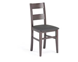 Krzesło do restauracji NASHVILLE, skai, wenge