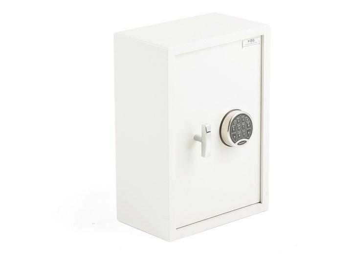 Szafka na klucze, 250 haczyków, elektroniczny zamek szyfrowy Metal Kategoria Szafki i wieszaki na klucze