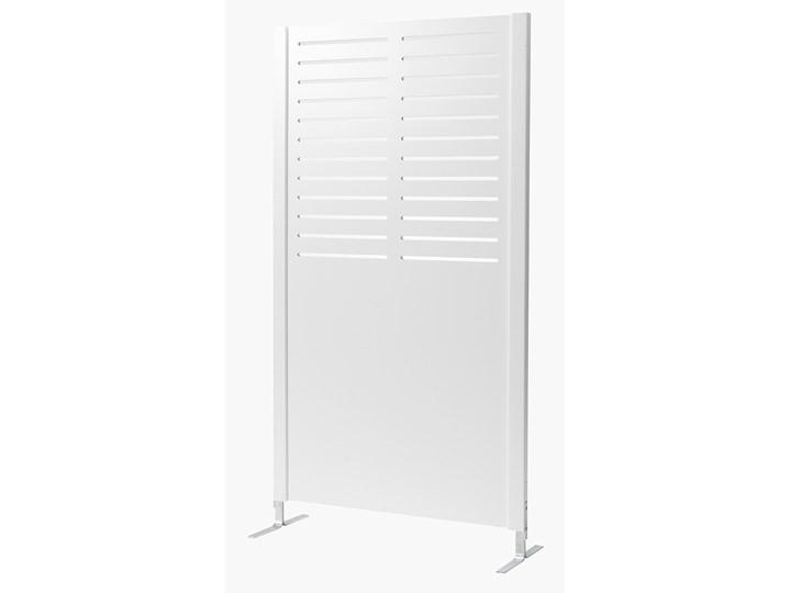 Ścianka działowa FREE, linie, 940x1720 mm, biały