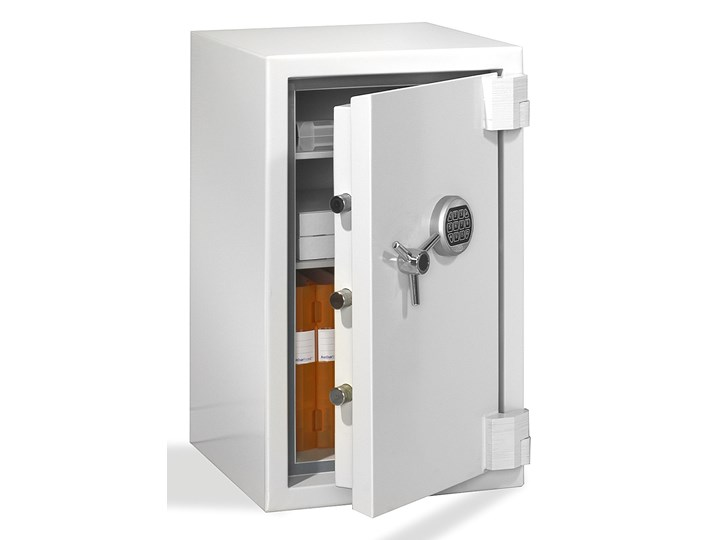Ognioodporny sejf DEFEND, elektroniczny zamek szyfrowy, 845x510x580 mm, 98 L