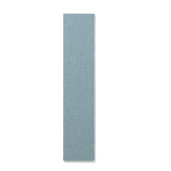 Tablica bez ram AIR, 250x1190 mm, jasnoniebieska