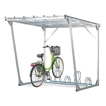 Wiata na rowery, 5 miejsc