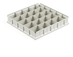 Organizer do szuflady MIX, 475x475x100 mm