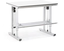 Rama do montażu filarów stołu elektrycznego MOTION, 2 sztuki, 1200 mm