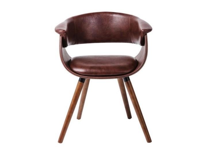 Krzesło Monako brązowe II