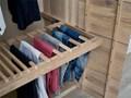 Szafa modułowa dębowa Dream Bedroom 2 drewno Typ drzwi uchylne