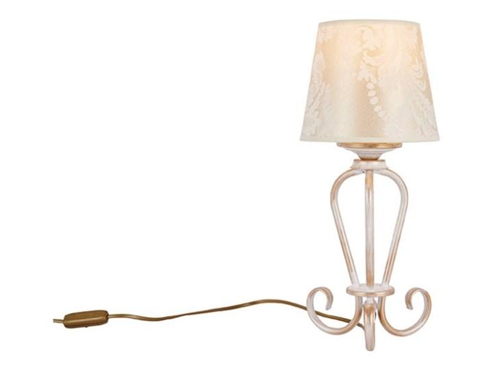 Lampa Stolowa Sofia 1 X 60 W E27 Kremowa Lampy Stolowe Zdjecia