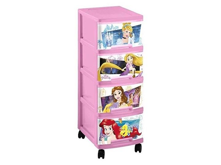Regalik Półki Na Zabawki Księżniczki Disney Curver Półki I