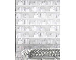 Tapeta ścienna - nowoczesna biblioteczka