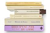 Niewidzialna półka - Ceci n'est pas un Livre - Różowa
