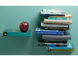 Ceci n'est pas un Livre – Nietypowa półka na książki - Aqua