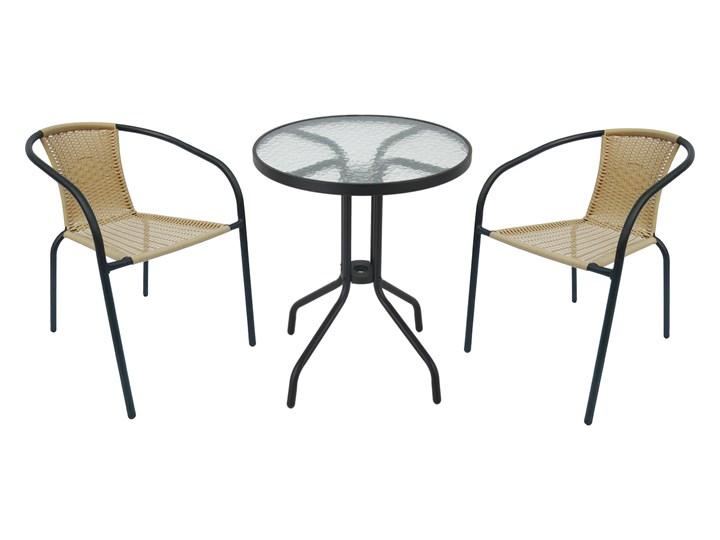 A454 Meble Ogrodowe Balkonowe Krzesła Stolik 21 Zestawy