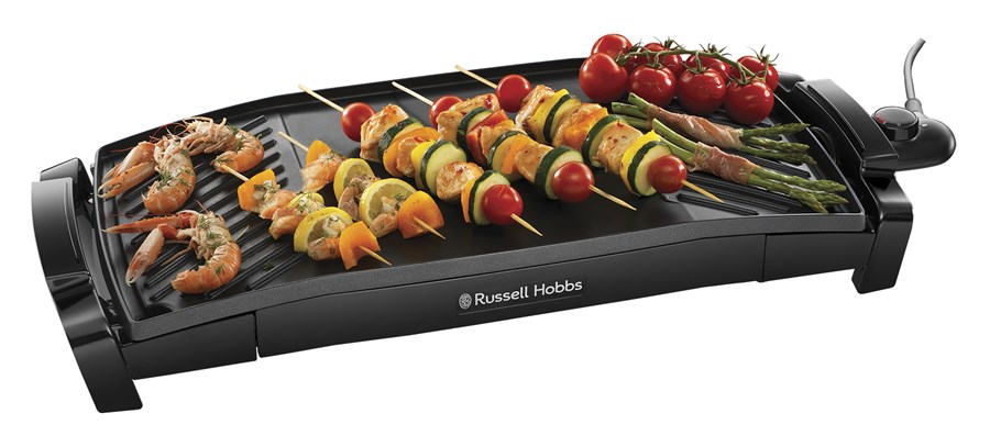 grill elektryczny russell hobbs curved grill griddle maxicook 22940 56 grille elektryczne. Black Bedroom Furniture Sets. Home Design Ideas