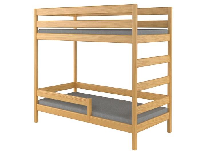łóżko Piętrowe Dziecięce Wanda Plus 160x80x180