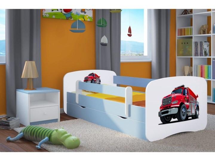 łóżko Baby Dreams Super Straż 160x80