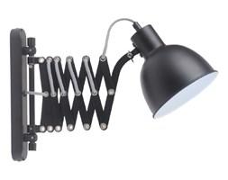Industrialna LAMPA ścienna TALARO 8410104 Spotlight OPRAWA metalowa KINKIET regulowany na wysięgniku czarny