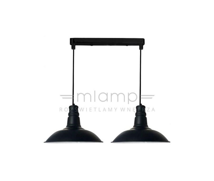 Poważne Industrialna LAMPA wisząca CONSUELA 32-57624 Candellux metalowa FY88