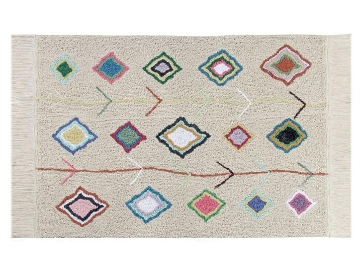 Dywan bawełniany KAAROL - Lorena Canals Prostokątne Rozmiar 4 140x200 cm Dywany Akryl Bawełna Wzór Geometryczny