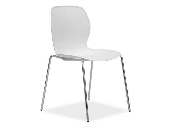 Krzesło Ester Biały