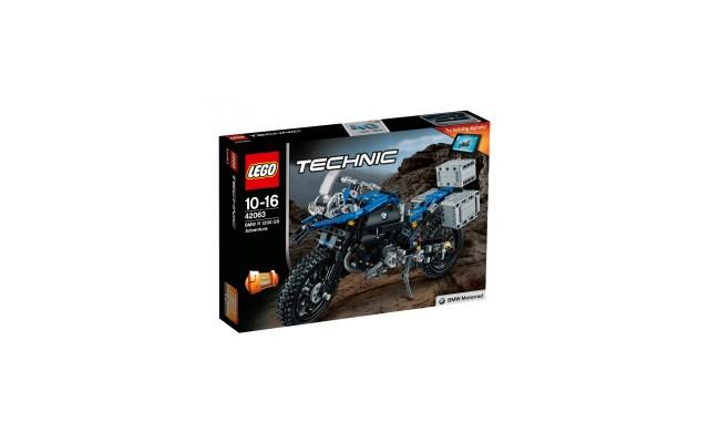 Klocki Lego Technic Bmw R 1200 Gs Adventure 42063 Od 10 Lat