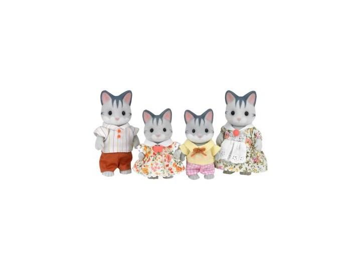 Sylvanian Families Rodzina Kotów 3217