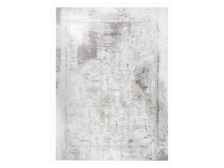 Carpet Decor :: Dywan Beto Gray 160x230cm Akryl Prostokątne Dywany tkanina Poliester Bawełna skóra Rozmiar 4 160x230 cm