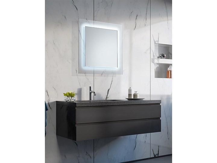 Lustro łazienkowe Impress Led Z Oświetleniem Led Lustra łazienkowe