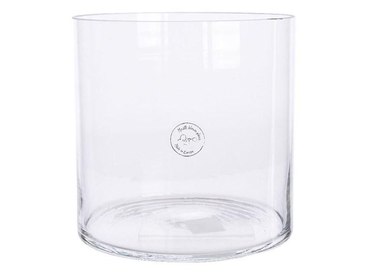 Okrągłe Naczynie Szklane 19cm