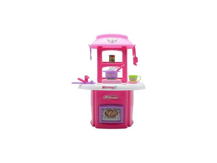 Mappy Kuchnia Dziecieca Rozowa M Toys Zabawa W Dom Zdjecia