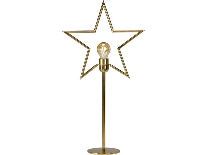 Lampa stołowa Gwiazda złota - PR Home