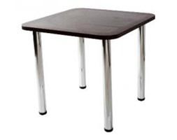 Stół kuchenny 80 x 80 cm noga prosta