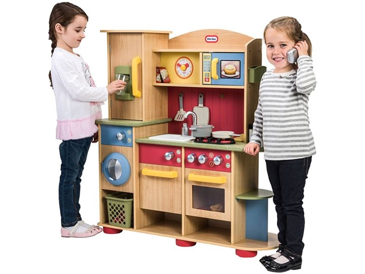 Drewniana Kuchnia Dla Dziecka Little Tikes