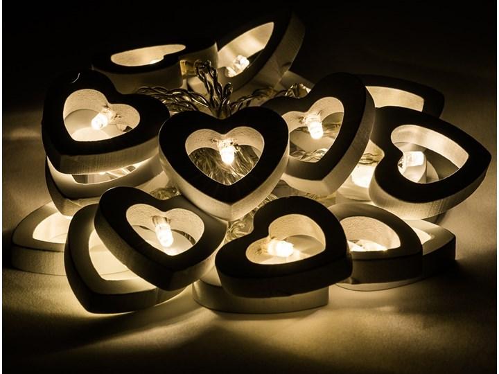 Lampki Dekoracyjne Hearts 20 Led
