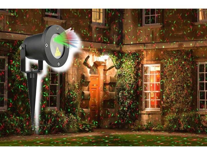 Projektor Laserowy świąteczny 8 Efektów Timer Pilot