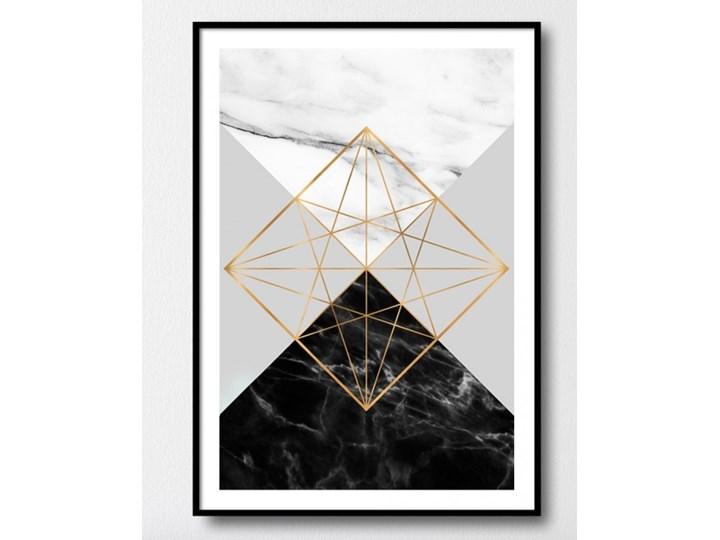 Geometria 094 Wariant 1 297x42cm A3