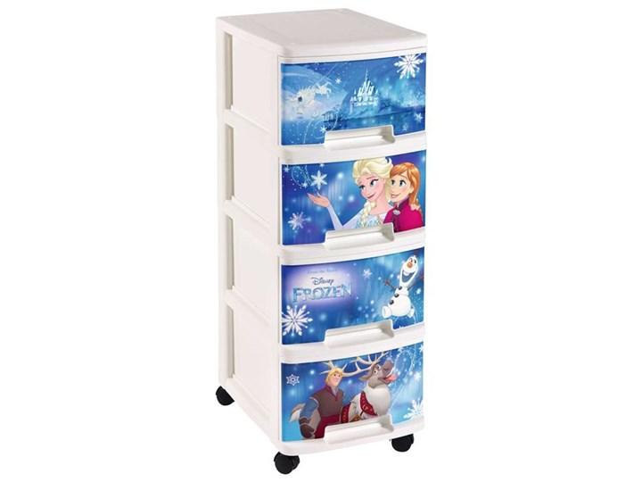 Regał Na Zabawki Dla Dzieci Frozen Curver Półki I Regały