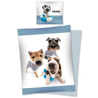 Pościel licencyjna bawełniana The Dog PO-171