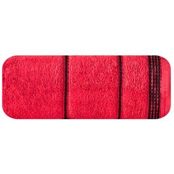 Ręcznik bawełniany czerwony R77